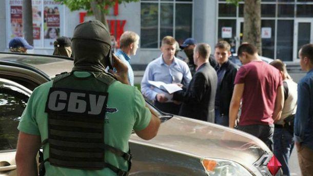Громкое задержание чиновников взяточников в Николаеве