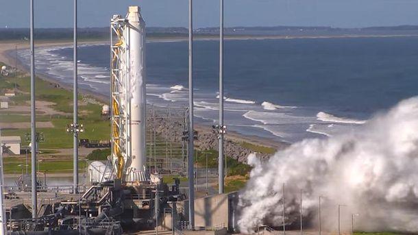 Ракета Antares с украинской ступенью успешно прошла испытания в США