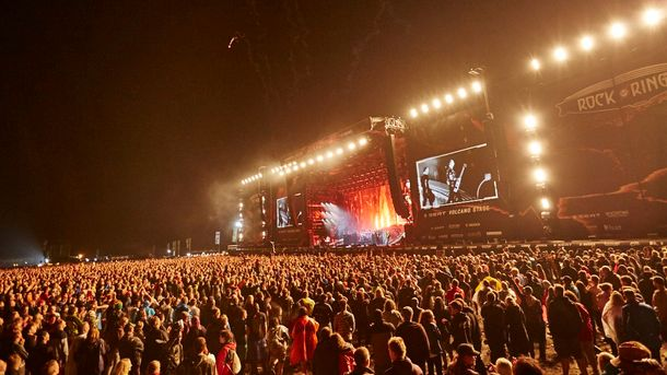 Фестиваль Rock am Ring