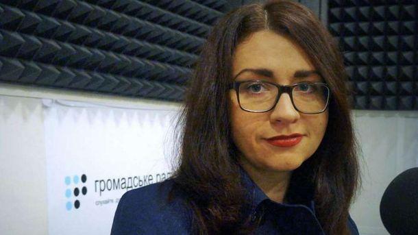 Оксана Сокловська