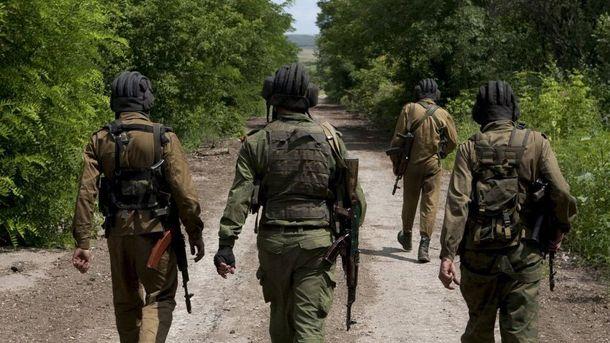 Факти дезертирства бойовиків фіксувалися вже не раз