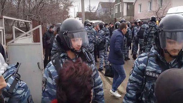Кримські ОМОНівці