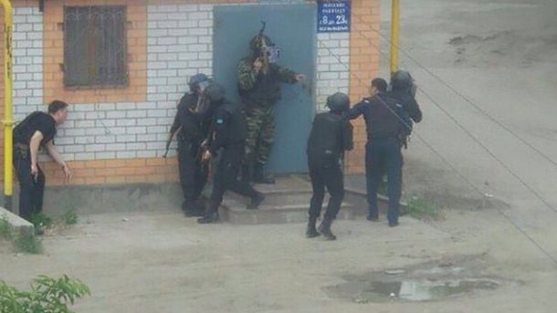 В Казахстане продолжается антитеррористическая операция