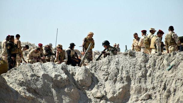 Іракські військові