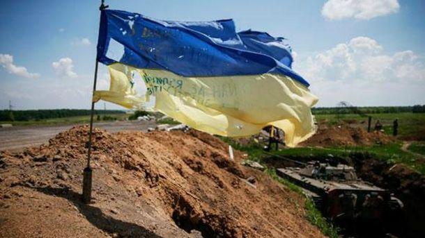 Украинские воины понесли потери в бою
