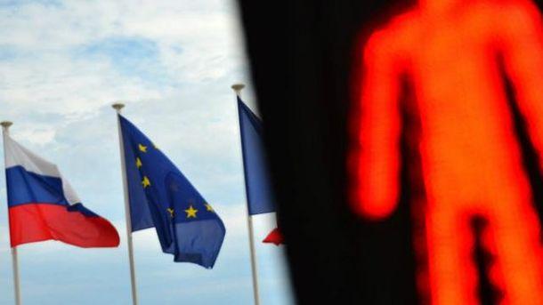 Санкции против России станут испытанием для ЕС