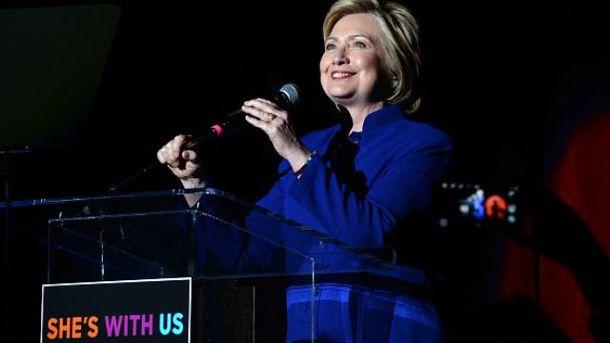 Вперше в історії США головне крісло країни може зайняти жінка