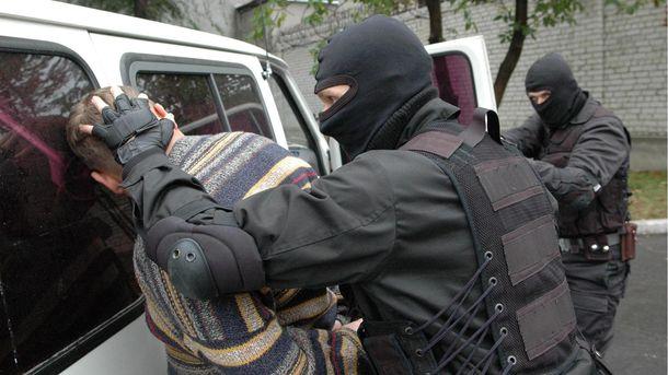 СБУ задержала боевиков
