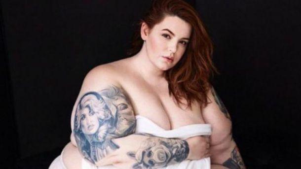 Тесс Холлідей бореться проти стереотипів про красу