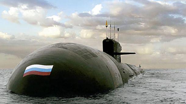 Російський підводний човен
