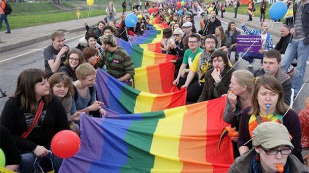 ЛГБТ-марш