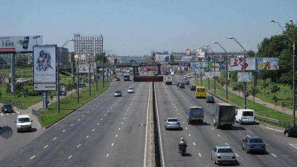 Будущий проспект Степана Бандеры