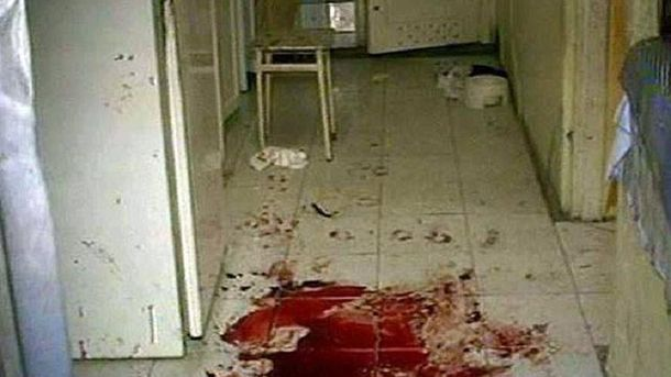 Подросток убил свою мать (иллюстрация)