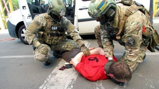 СБУ задержала француза, который планировал теракты во время Евро-2016