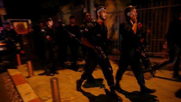 Стрілянина у центрі Тель-Авіва