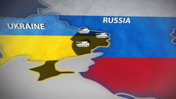 Росія діє агресивно щодо України
