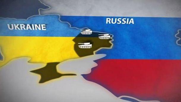 Россия действует агрессивно в отношении Украины