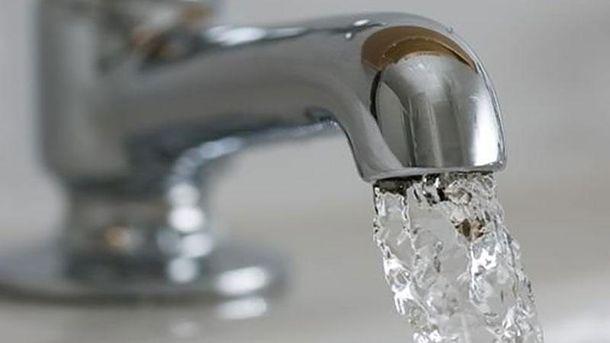 Тарифи на холодну воду зростуть