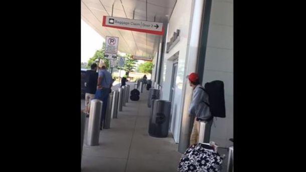 Стрельба в аэропорту Далласа