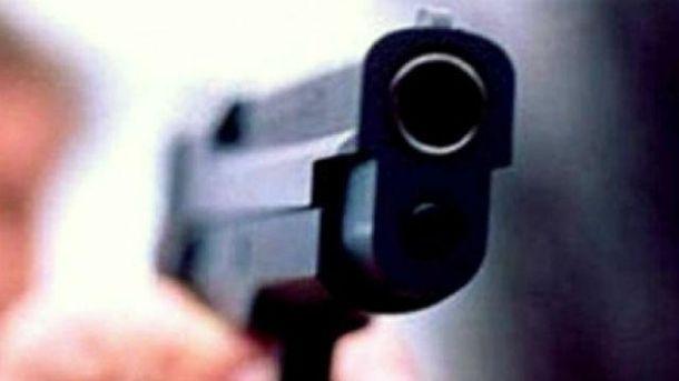 Хулиган стрелял резиновыми пулями