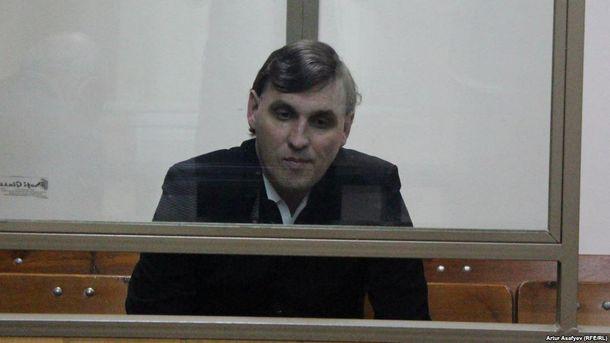 Кримчанин Олексій Чирній