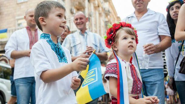 Украина готовится к празднованию 25-й годовщины независимости