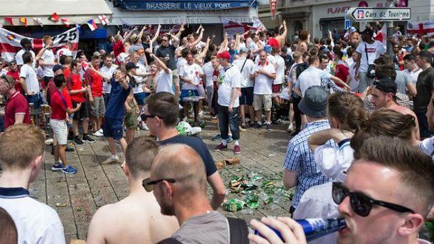 Фанати на Євро-2016