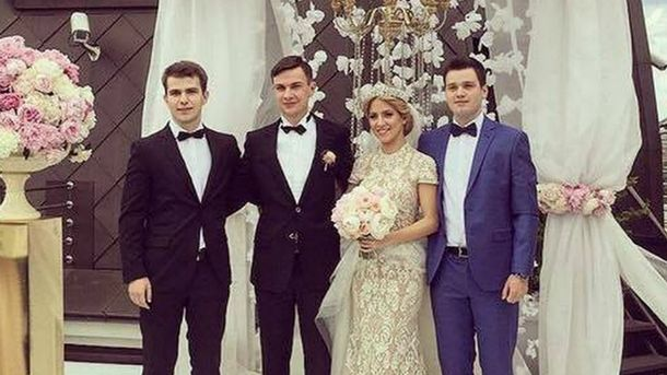 За весілля сина Гелетей виклав приблизно 1,5 мільйона гривень
