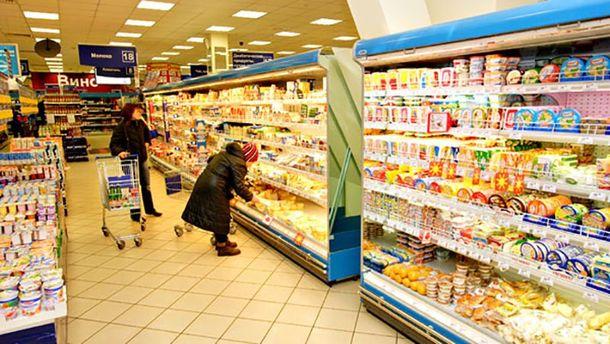 Самые дорогие продукты, алкоголь и сигареты в Херсонской области