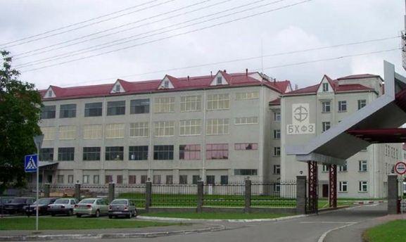 Борщаговский химфармзавод