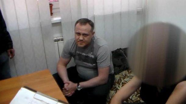 Кошеля затримали, коли намагався втекти до Польщі