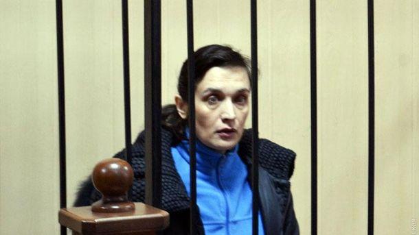 Олена Гліщинська