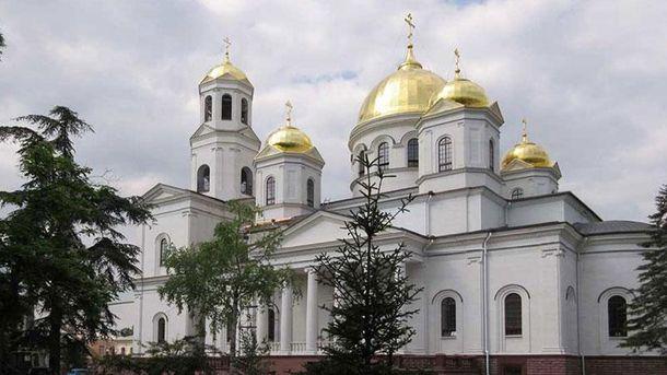 Кафедральный собор в Симферополе