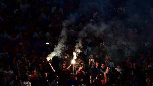 Болельщики на Евро-2016
