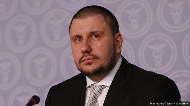 Екс-міністр доходів і зборів Олександр Клименко