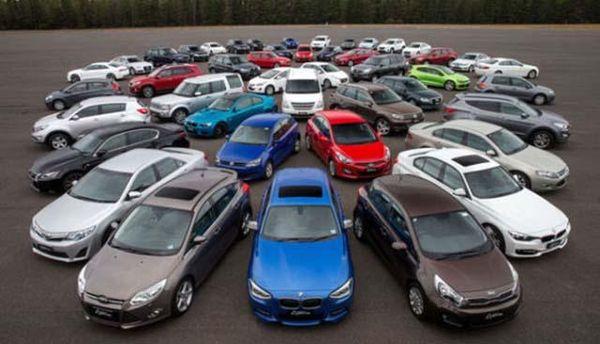 Автомобили, бывшие в употреблении