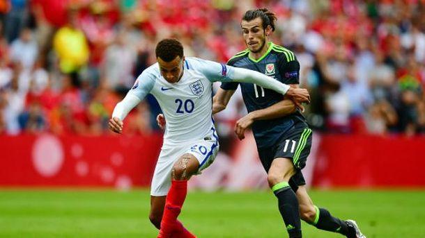 Англия вырвала победу у Уэльса