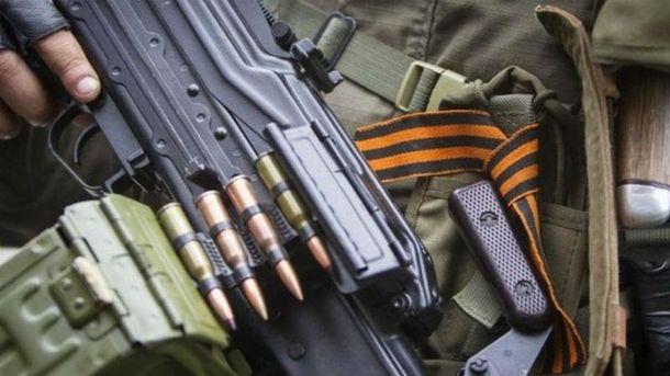 Террористы снова стреляли из танка