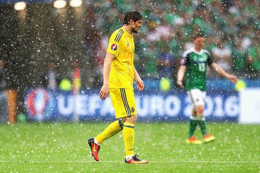 Украина покидает Евро-2016