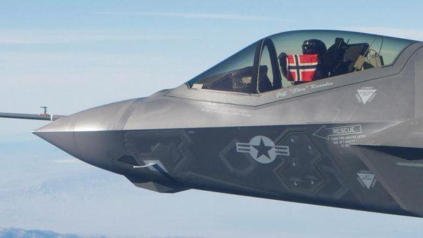 Норвегия закупит 52 истребителя F-35