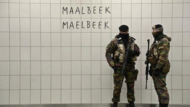 Спецоперація у Брюсселі