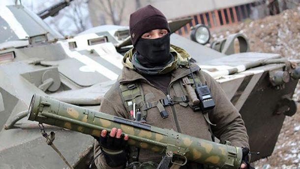 Террористы продолжают обстреливать украинские позиции