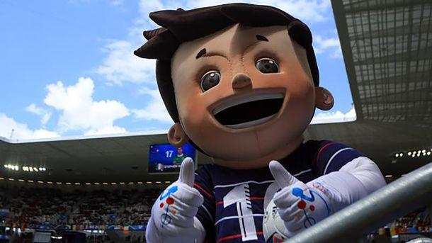 Супер Віктор — талісман Євро-2016