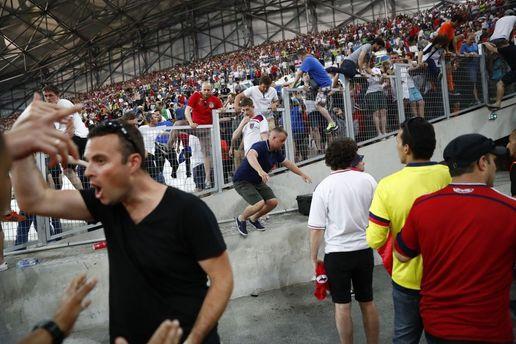 Сутички на Євро-2016 у Франції