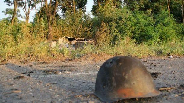 Бойца убили возле Новозвановки