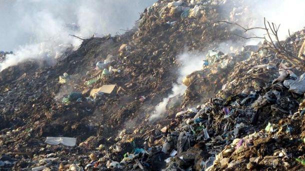 Возгорание произошло в Рудках и Стрые