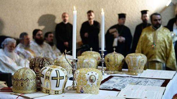 На Всеправославном Соборе принимают участие 10 патриархов