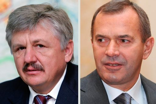 Володимир Сівкович і Андрій Клюєв