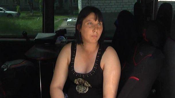 Жінка, яка хотіла продати свою дочку