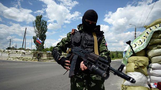 Боевики продолжают обстреливать украинцев